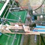 折る最下の波形ボックスをロックしつける機械(SCM-1800C)を