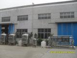 Sistema dell'impianto di per il trattamento dell'acqua di uF di ultrafiltrazione per l'acqua minerale della montagna della molla
