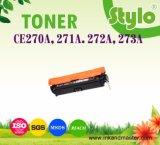 Toner-Kassette der Farben-Ce270A/Ce271A/Ce272A/Ce27A für HP-Drucker
