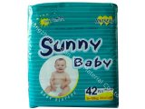 Мягкая большого количества высокого качества сухая и Breathable солнечная пеленка младенца