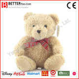 Urso macio da peluche do brinquedo do urso do luxuoso do animal enchido para miúdos