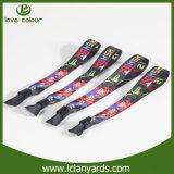 Высокие Wristbands печатание передачи тепла логоса Quanlity дешевые
