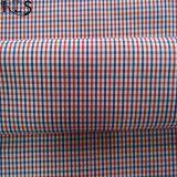 ワイシャツまたは服Rls60-12poのための100%年の綿ポプリンの編まれたヤーンによって染められるファブリック