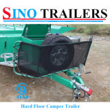 Подгонянные трейлеры туриста перемещения Sino