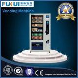 Coste automático de encargo vendedor caliente de la máquina expendedora del bocado