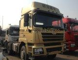 Diesel van de Vrachtwagen van de Tractor van Shacman de Hoofd6X4 Prijs van Vrachtwagens