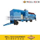 Fluss-Sand-Bergwerksausrüstung-Trommel-Trommel-Bildschirm-Maschine