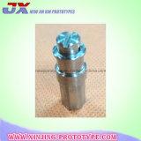 Части CNC частей металла стали/алюминия/нержавеющей стали высокой точности подвергая механической обработке
