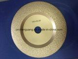 Disco de roda da moedura do disco da estaca do diamante de 125mm para o ferro do dinheiro do metal