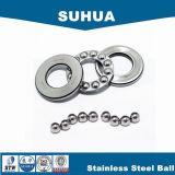 Sfera del cuscinetto a sfere della rotella del giocattolo dell'acciaio inossidabile SUS304