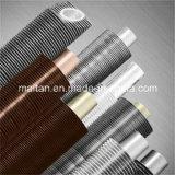 Tubo di aletta di vendita caldo di spirale dell'acciaio inossidabile per lo scambiatore di calore