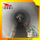 Taladradora del túnel del material de terraplén