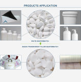 Pp/PVC/ABS/PC/PA/animale domestico/resina Masterbatch bianco granelli del PE per il panno/pellicola non tessuti che salta/piatti/strato/iniezione