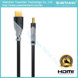 HDMI к кабелю HDMI 3k/4k 24k покрынному золотом HDMI