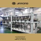Machine de soufflement de bouteille d'eau rotatoire de 12 cavités