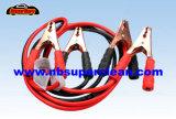 Кабели ракеты -носителя кабеля батареи автомобиля кабеля 2.5m ракеты -носителя линии электропередач непредвиденный батареи автомобиля батарейного зажима автомобиля сверхмощные