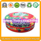 يستطيع طعام مستديرة لأنّ ثمرة سكّر نبات, معدن قصدير علبة وعاء صندوق