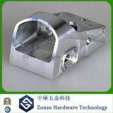 El CNC del aluminio de la precisión que trabajaba a máquina/trabajó a máquina moliendo/piezas molidas