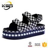 منخفضة [موق] 7 [لد] أضواء يبرق حذاء رياضة [لد] أحذية لأنّ نساء