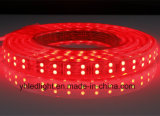5050 RGB LEIDENE SMD Hoge Helderheid 120 van de Strook LEDs