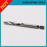 morceaux de foret d'acier inoxydable de 3.2mm pour les outils électriques