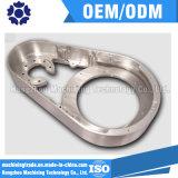 Peça fazendo à máquina personalizada da precisão do CNC com niquelar do cromo (proteção do cromo), cromo - chapeamento