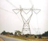 Tour électrique en acier de Pôle de galvanisation de qualité