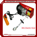 PA500 mini type petit élévateur électrique de câble métallique de PA