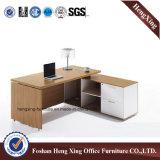 Bureau exécutif en bois de meubles d'usine de la Chine de type moderne de bureau (HX-ET14013)