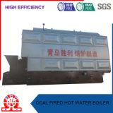コンパクトな構造の食品工業のための石炭によって発射される熱湯ボイラー