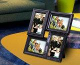 Décoration en plastique du bâti DEL de photo d'amour de cadeau de promotion