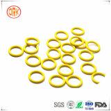 Joint circulaire coloré de résistance à l'eau de silicones avec l'état de FDA