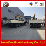 JAC 6X4 Truck with Crane, JAC 10ton Truck Mounted Crane