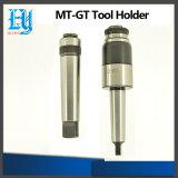 Sostenedor de herramienta de la forma cónica de Mt-GT Morse para la fresadora del CNC