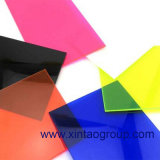 Xintao Acrylfarben-Acryl-Vorstand der fabrik-Großverkauf-Orangen-1220*2440mm