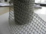 Edelstahl gestrickte Maschendraht-China-Lieferantanping-Fabrik