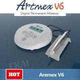 Машина Artmex V6 состава микро- пигментацией Microblading высокого качества самая лучшая продавая постоянная