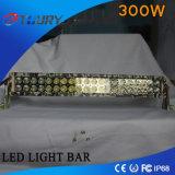 staaf 52inch 300W Maximum CREE voor de LEIDENE van de Vrachtwagen Lichte Staaf van de Auto