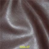 China-hohes Abnutzungs-Widerstand-umweltfreundliches Chemiefasergewebe PU-Möbel-Leder