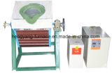 Piccolo forno di fusione per alluminio