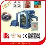 Tabla de control del PLC y del molde de vibración concreto del bloque Maquinaria