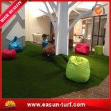 유치원을%s 인공적인 뗏장 잔디 장식적인 인공적인 잔디