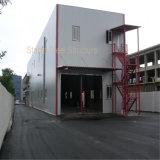 Pre-Проектированные стальные наборы здания для промышленного применения