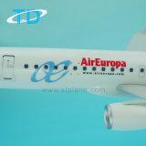 Lucht Europa erj-195 het 36cm Plastic ModelStuk speelgoed van het Vliegtuig