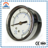 Indicateur de pression très demandé de mbar de mesure de basse pression d'acier inoxydable
