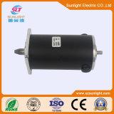 Utilizar el motor eléctrico del equipo 12V del cepillo agrícola de la C.C.