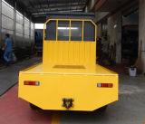 De Elektrische Carrier met 4 wielen van uitstekende kwaliteit van de Last 72V/400ah