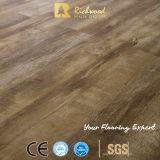 ヨーロッパ式のキャブレター2のビニールの寄木細工の床の板の木の薄板にされた積層の木製のフロアーリング