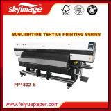 Do Sublimation de alta velocidade do grande formato da impressão de Oric 1.8m impressora Inkjet com as cabeça de impressão Dx-5 duplas