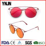 Солнечные очки красного цвета повелительниц оптовой продажи УПРАВЛЕНИЕ ПО САНИТАРНОМУ НАДЗОРУ ЗА КАЧЕСТВОМ ПИЩЕВЫХ ПРОДУКТОВ И МЕДИКАМЕНТОВ Ce новые модные